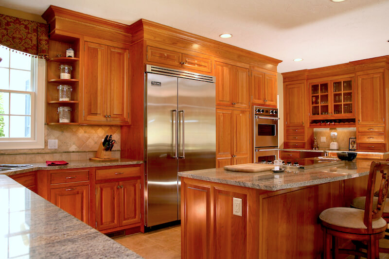 Sudbury Kitchens of Belmont custom kitchen cabinetry