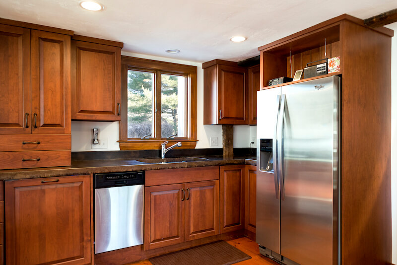 Why Sudbury Kitchens of Belmont cabinetry?